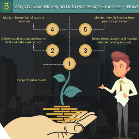 5 Ways to Save Money on Data Processing Expenses – Now!